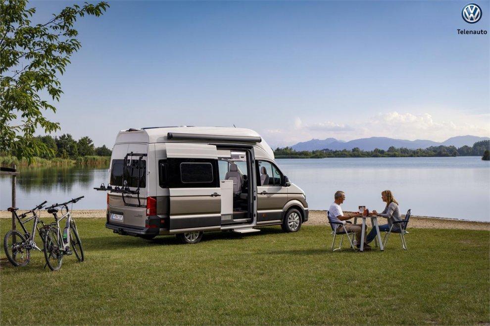 La nueva camper de Volkswagen