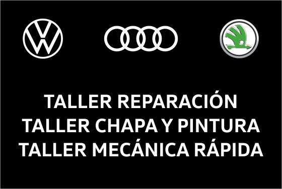 Taller de reparación de vehículos Audi - Volkswagen - Skoda