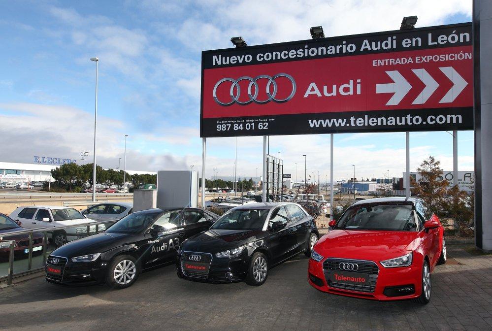 Telenauto, Nuevo Concesionario Audi en León.