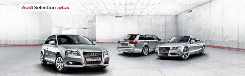 Audi Selection plus, encuentra tu coche de ocasión facilmente