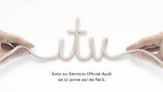 AUDI dispone de un  servicio gratuito para pasar la ITV