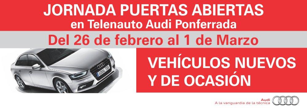 Compra tu vehículo nuevo o de ocasión en Ponferrada