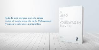 El libro de Volkswagen Services