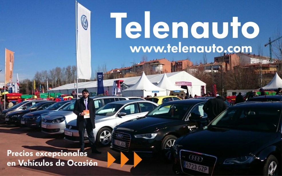 Telenauto en Valencia de Don Juan con precios excepcionales en vehículos de ocasión
