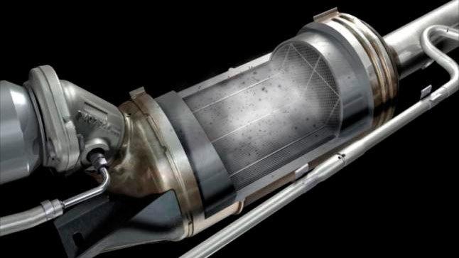 ¿Cómo funciona el filtro de partículas de tu coche?