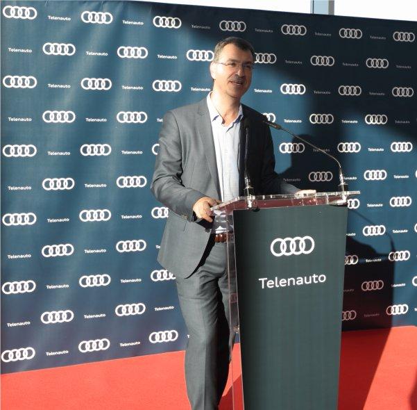 En 2025 el 30% de las ventas de Audi serán vehículos eléctricos