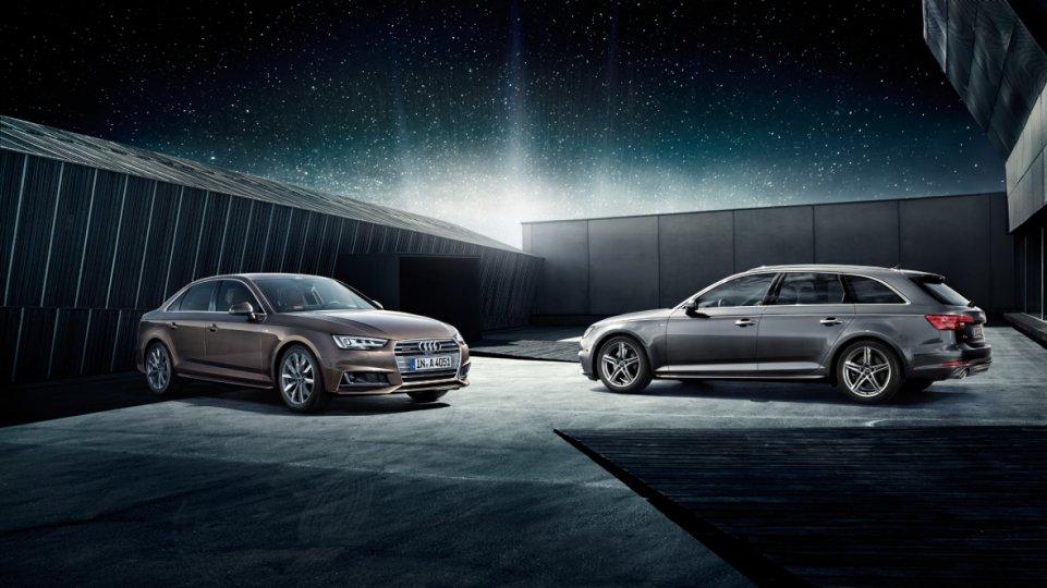 Prueba el Nuevo Audi A4 en Telenauto