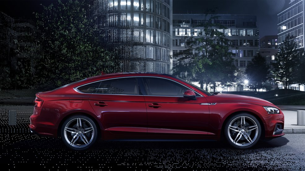 Nace la 2ª Generación del Audi A5 Sportback