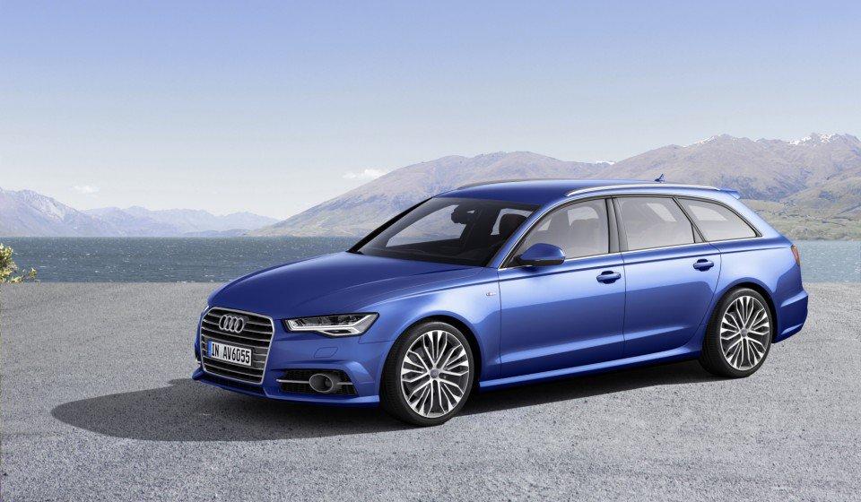 Telenauto les presenta el nuevo Audi A6 Avant un vehículo excepcional.