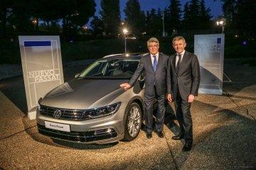 El nuevo Volkswagen Passat llega a España, muy pronto estará en Telenauto