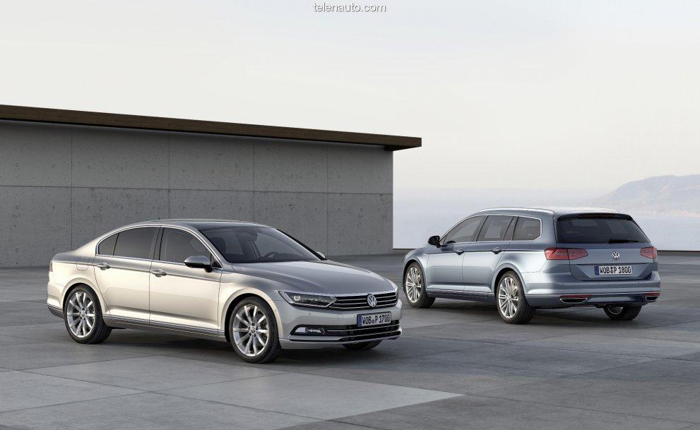 Prueba el Nuevo Volkswagen Passat y Passat Variant
