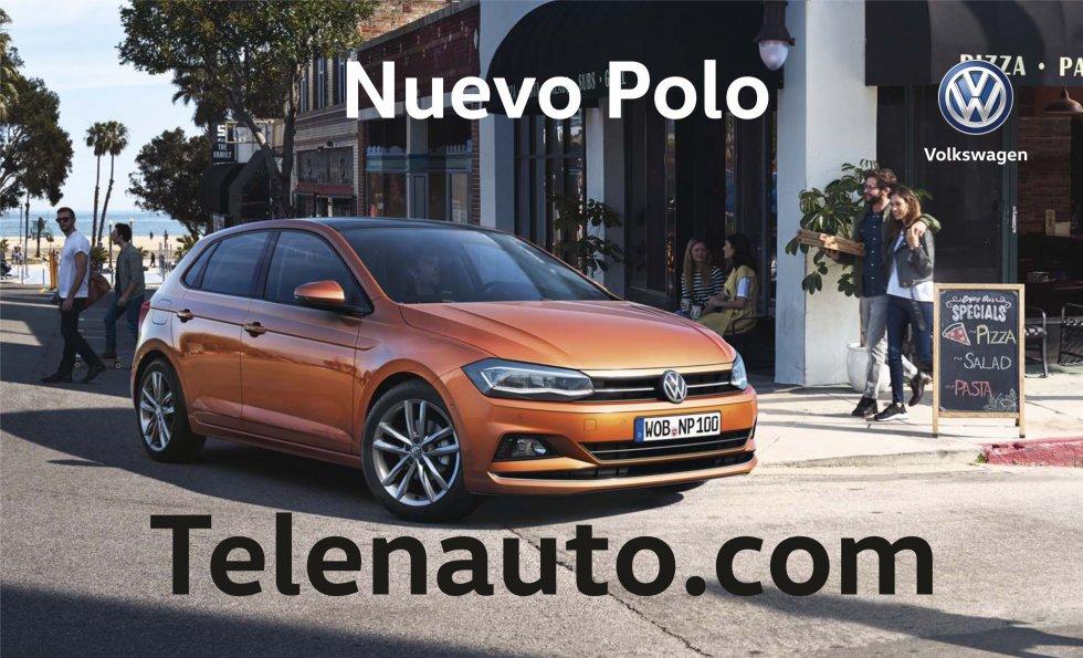 Se el primero en probar el Nuevo Volkswagen Polo