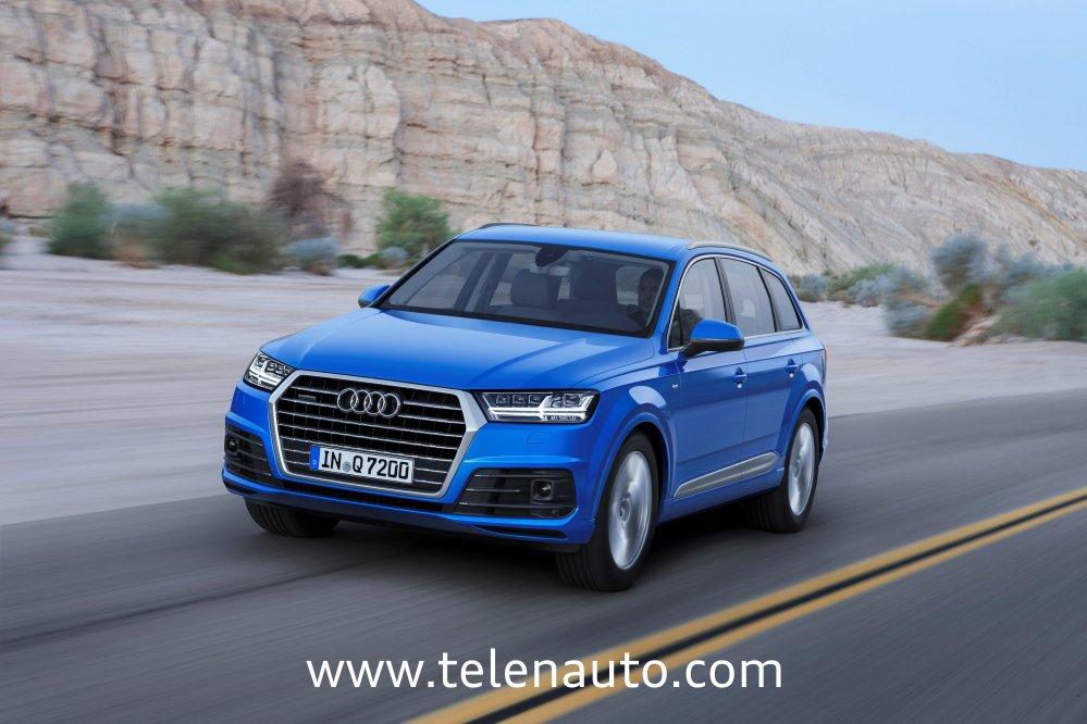 Te invitamos a probar el Nuevo Audi Q7 en Telenauto