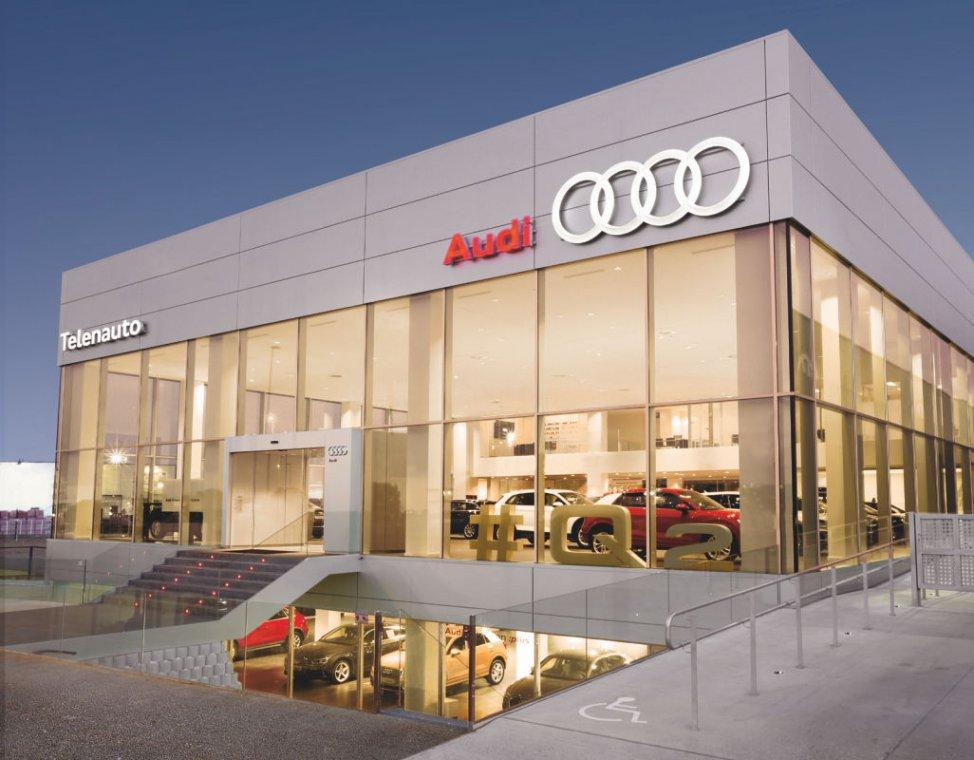 El corazón de Telenauto late en el nuevo concesionario de Audi