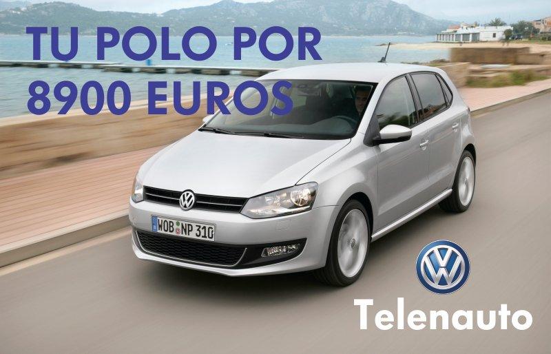 Compra tu Volkswagen Polo por 8900 euros en León