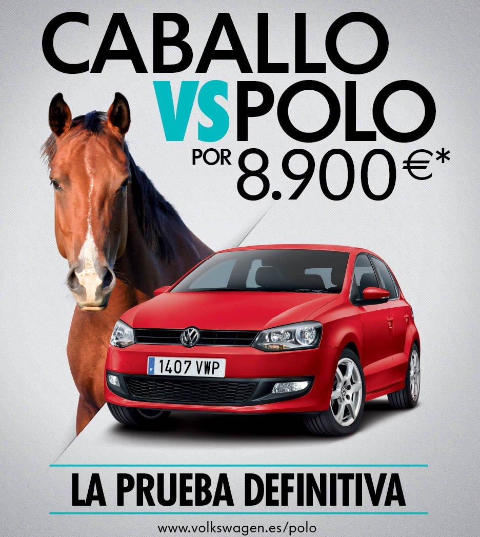Prueba un Volkswagen Polo Tech&Sound en León.
